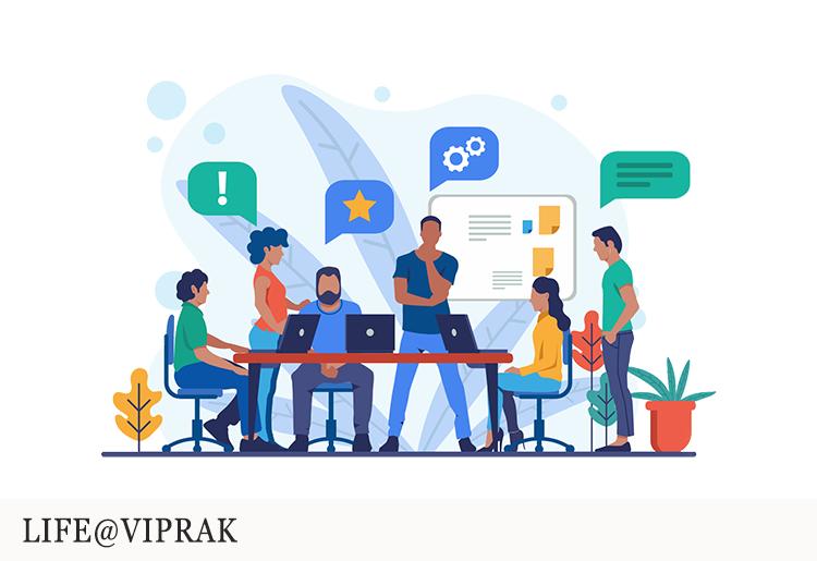 Life at ViPrak